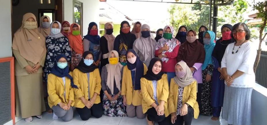 Mahasiswa Unsoed Berikan Pembinaan mengenai Lansia Tangguh di 10 Desa