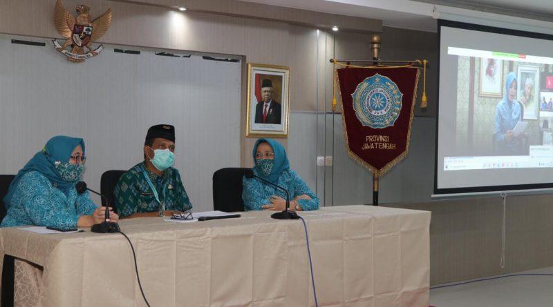 Kampung KB, Lokus Kegiatan Kesatuan Gerak PKK Bangga Kencana Kesehatan di Jawa Tengah