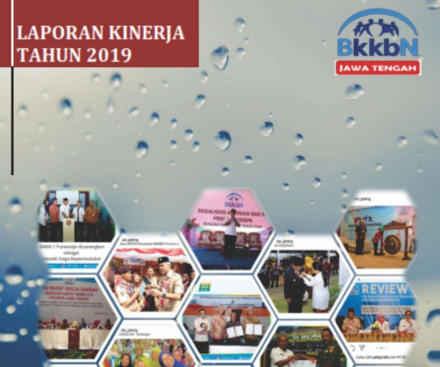 Laporan Kinerja Tahun 2019 BKKBN Jateng